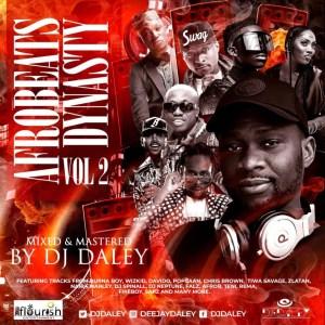 Dj Daley - Afrobeats Dynasty Vol. 2